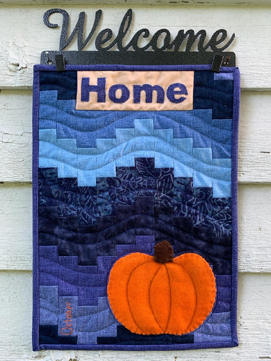 Welcome Home October
