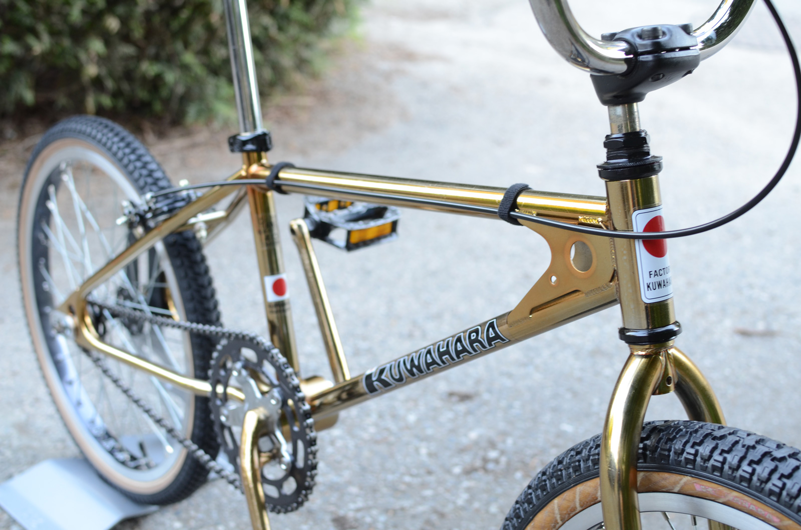 Looking for a 1980's Kuwahara BMX? Contact Us Directly & Save Money $$$