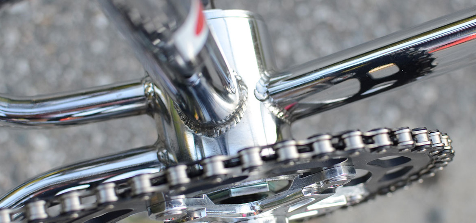 How to Re-chrome a vintage BMX bicycle