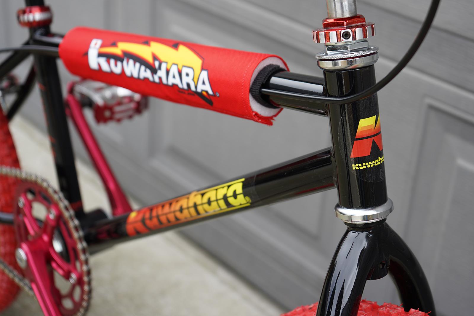 1985 Kuwahara Laser-Lite Tange Made Vintage BMX