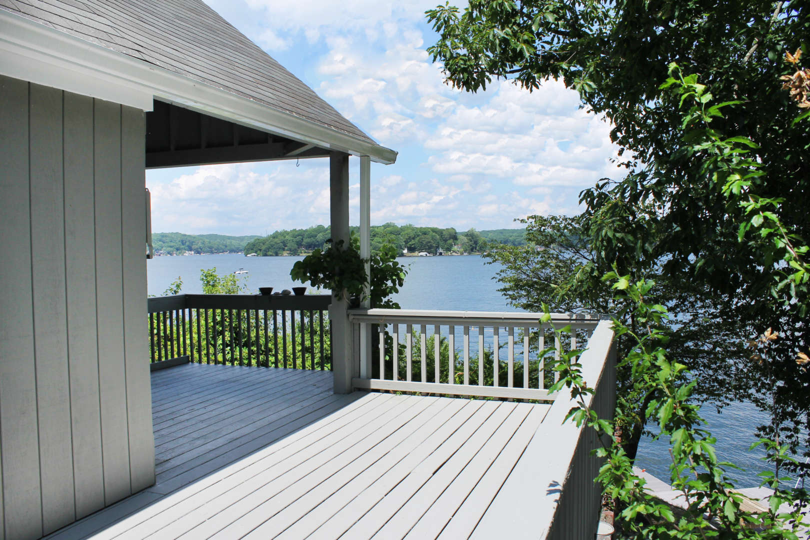 Lake front Listing