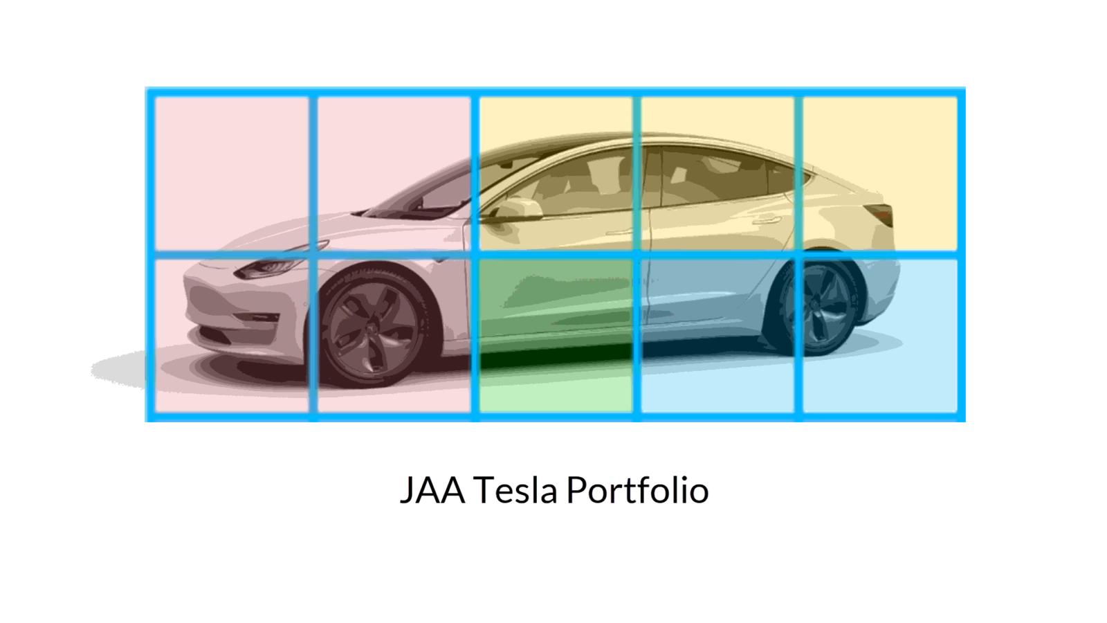 JAA Tesla shared-ownership vehicles