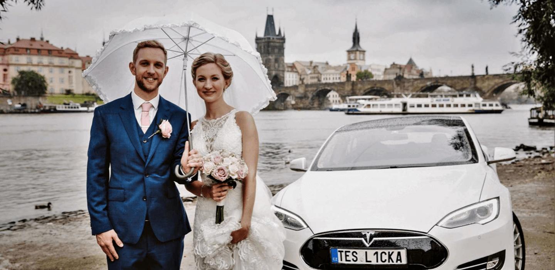 Tesla gig for weddings