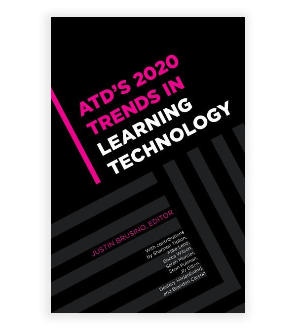 ATD's 2020 Trends in Learning Technology featuring Brandon Carson