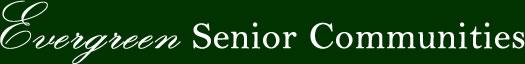Evergreen Senior Communities Logo