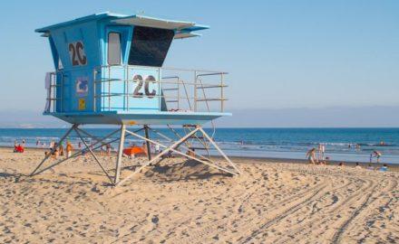 lifeguard tower