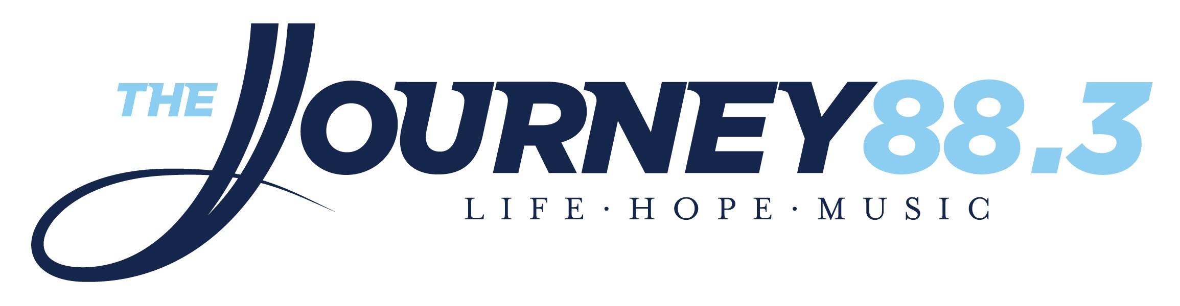 Journey logo with 883