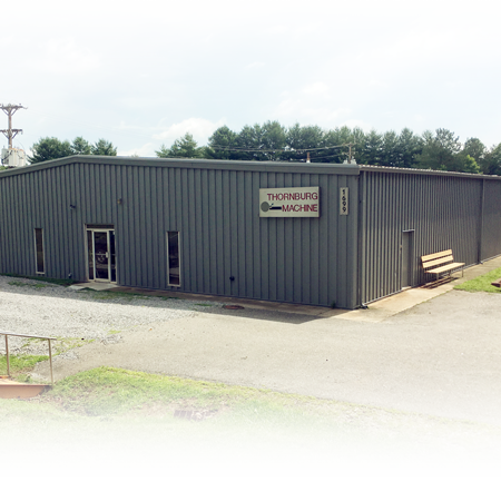 Thornburg Machine Shop Building