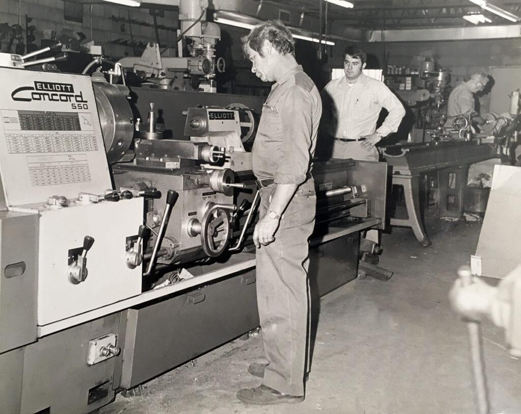 Thornburg Machine History