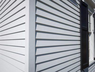 house - vinyl siding installation