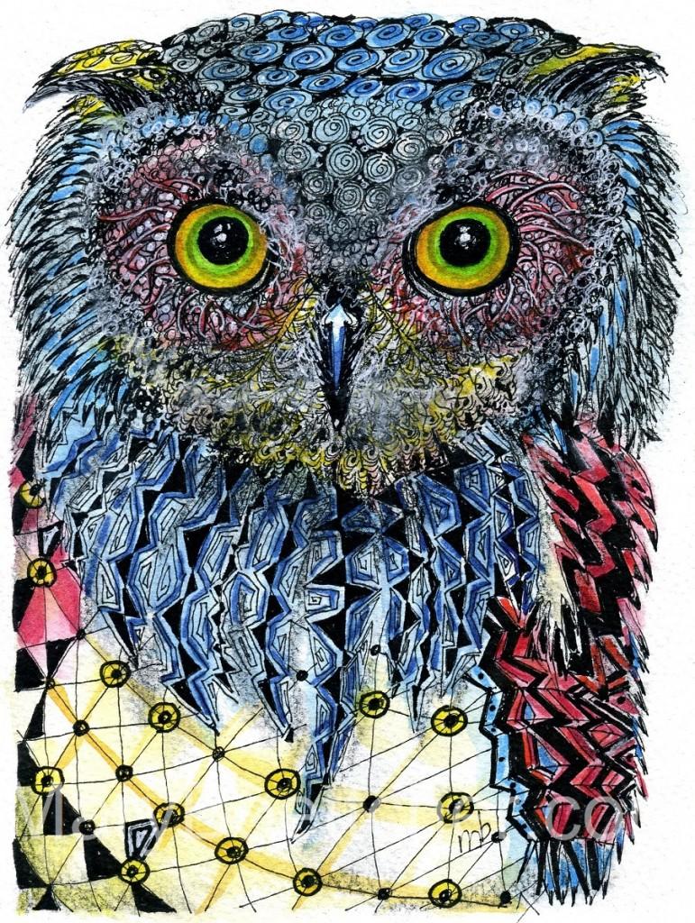 Great Horned Owl2