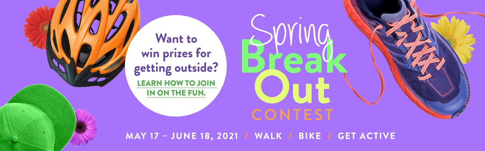 Spring Break Out Contest