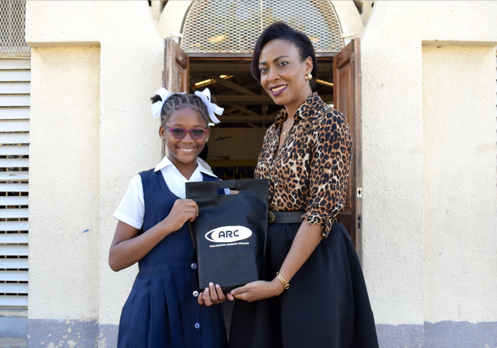 ARC Gifts 2020 Vision To Pep Student