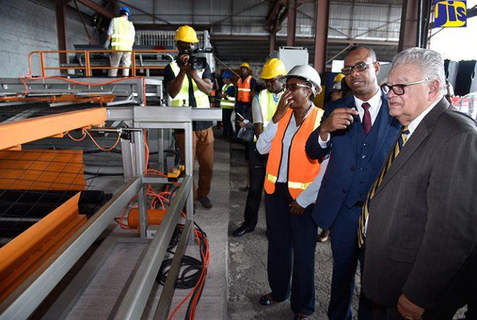 ARC Commissions $200 Million Fabric Mesh Machine