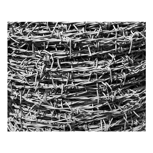 Arc Barbed Wire