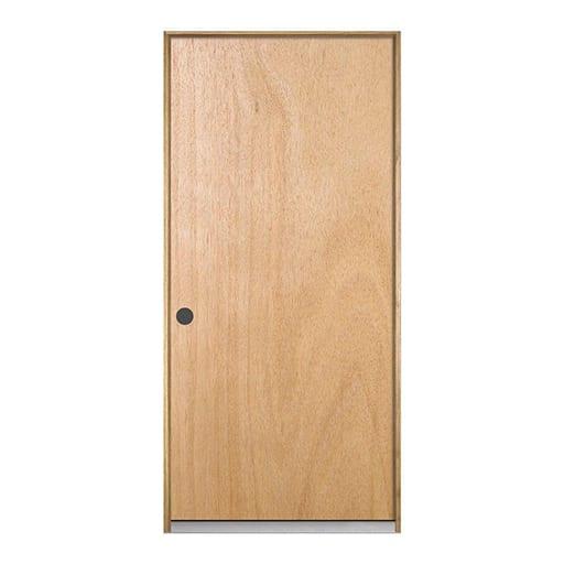 Ply door