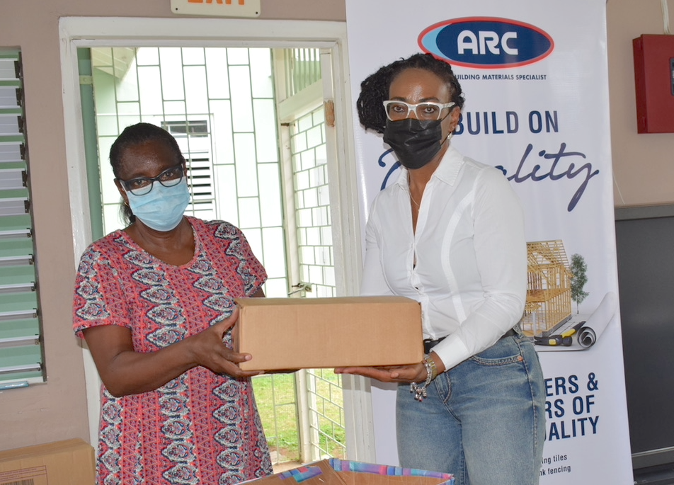 ARC Empowers Women Through Period-Poverty Drive