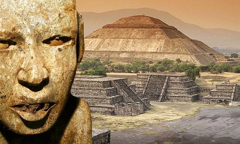 MYSTERIES OF TEOTIHUACAN: Sumerians, Giants & All That Glitters