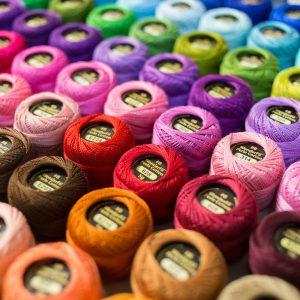 Eleganza™ - 8wt Egyptian Cotton Thread