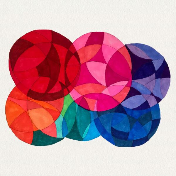 'Balls of Color'