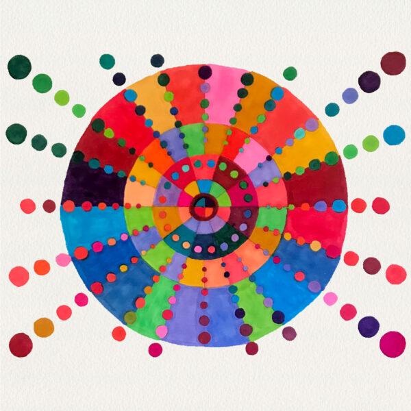 'Circles Reaching In'