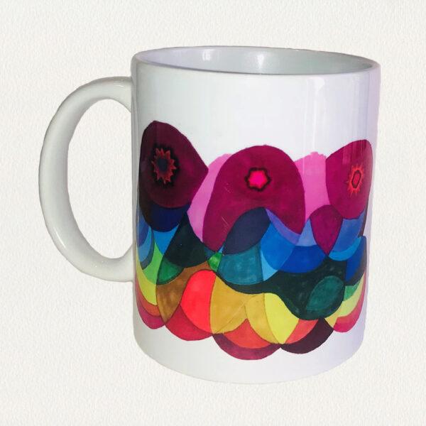 'Fall Inspired' Beverage Mug