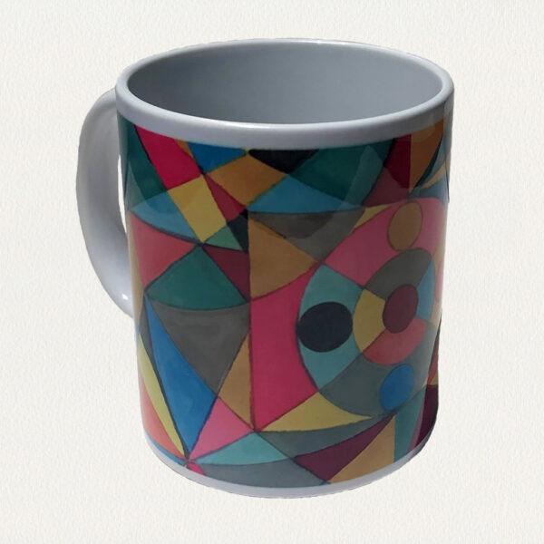 'Leannes Colors' Beverage Mug