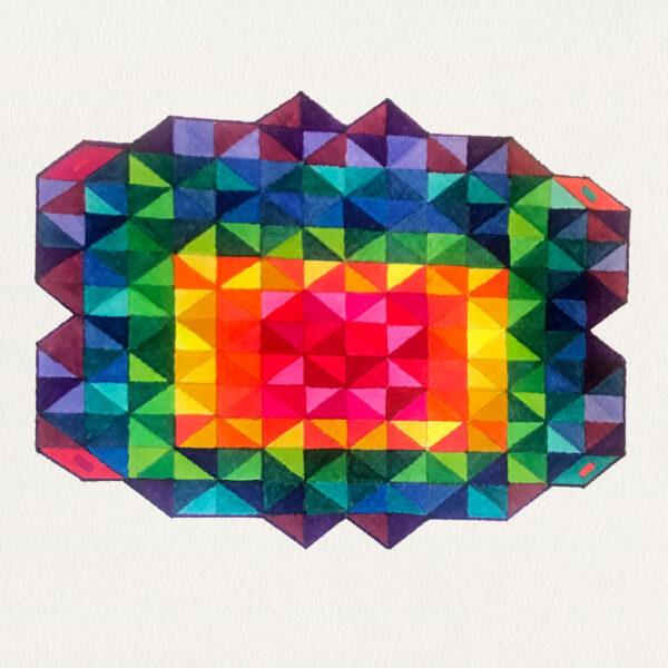 'Rainbow Colors'
