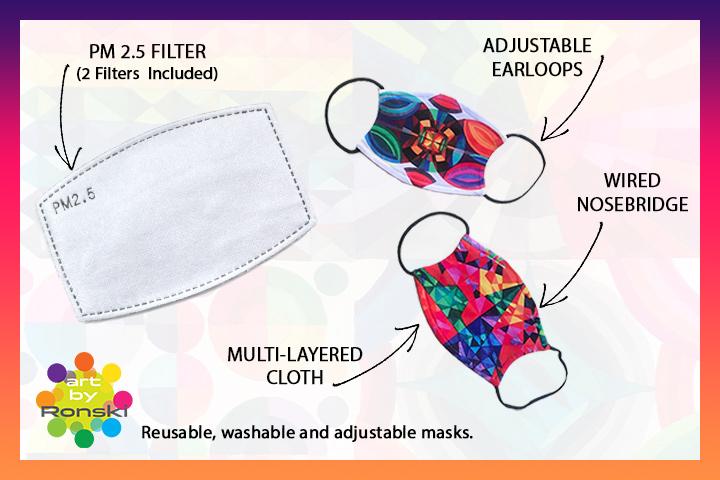 Reusable Facemask