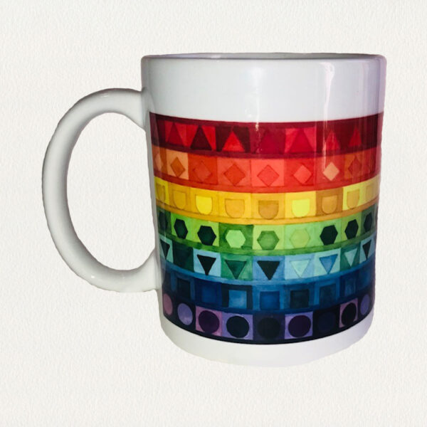 'Ronski 11' Beverage Mug