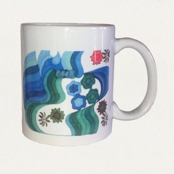 'So Cal Colors' Beverage Mug