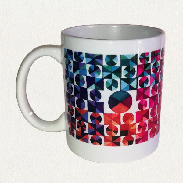 'So Geometric' Beverage Mug