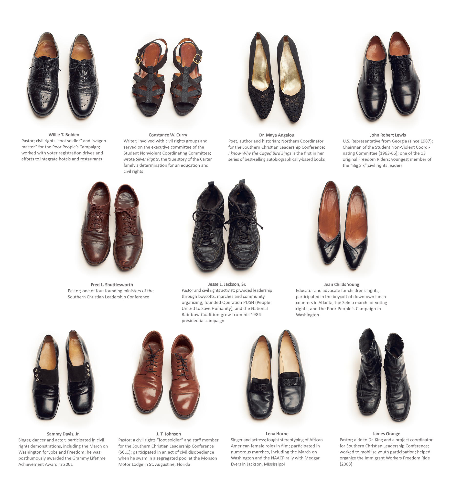 MLK_selection of shoes_web