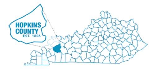 Hopkins County logo