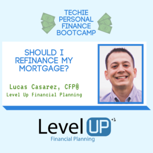 should you refinance your mortgage