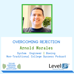 arnold morales overcoming rejection