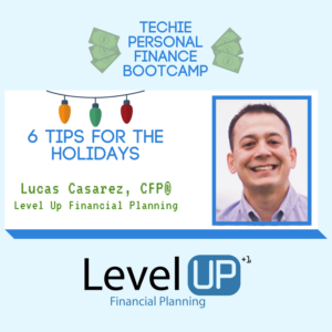 6 tips for holiday finances