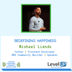 michael liendo redefining happiness
