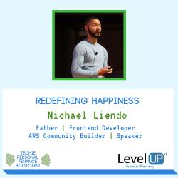 michael liendo redefining happiness