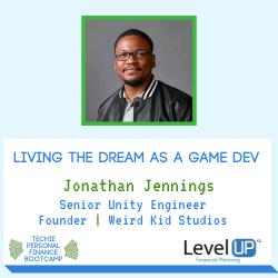 Jonathan Jennings Game Developer