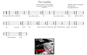 Click the image above to view the chords & lyrics version.