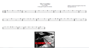 Click the image above to view the Melody-only version.