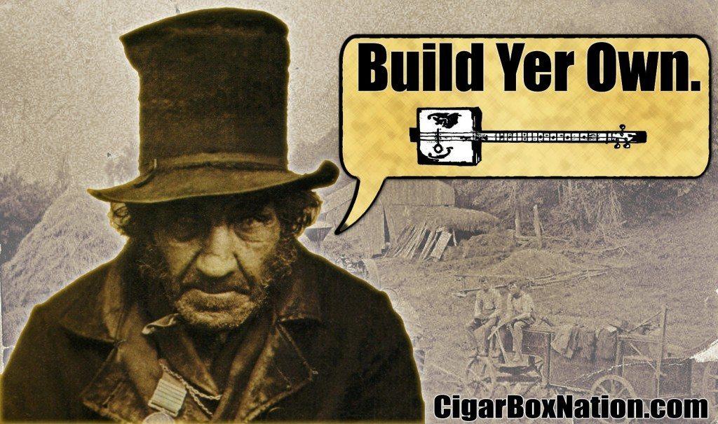 Cigar Box Guitar - Build Your Own