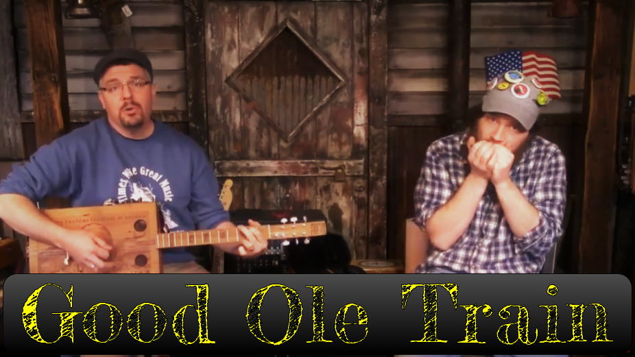 """[VIDEO] """"Good Ole Train"""" Performed Live on the Gitty Gang Show"""