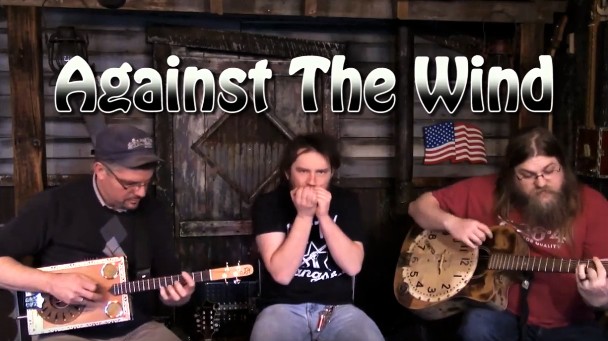 [VIDEO] Bob Seger's Against The Wind Played On Gitty Gang Show #123