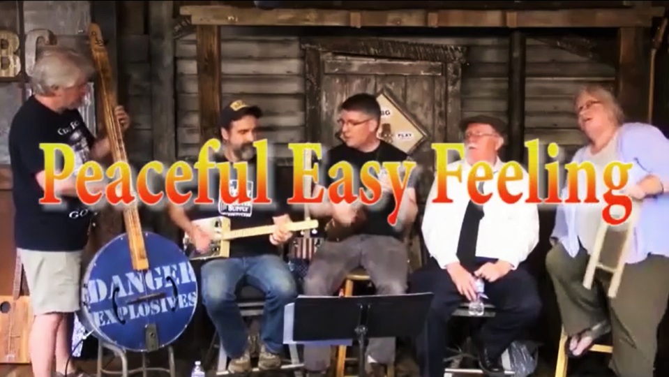 The Gang Performs The Eagles 'Peaceful Easy Feeling' [VIDEO]