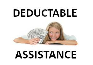 Auto Hail Repair Insurance Deductible Assistance