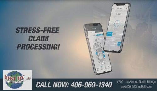 Stress Free Hail Claim Processing