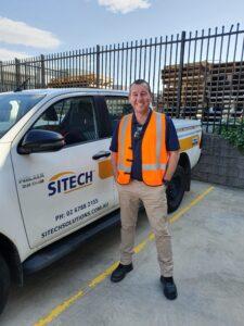 Scott Smith SITECH Solutions Trimble construction technolgy
