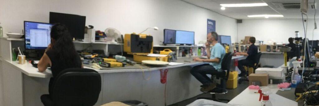 Sitech Trimble Workshop Service Centre